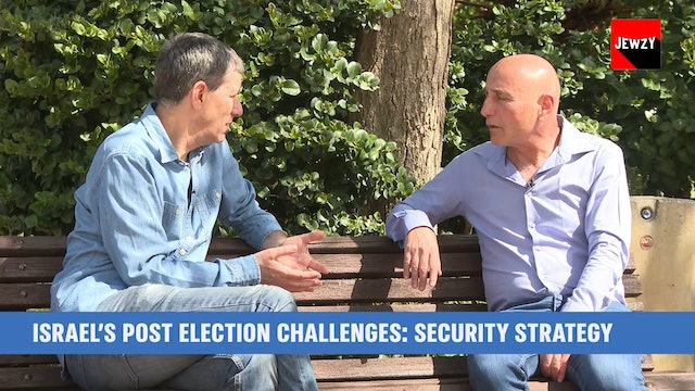 i24 NEWS: STRICTLY SECURITY - MAR ep4 2021