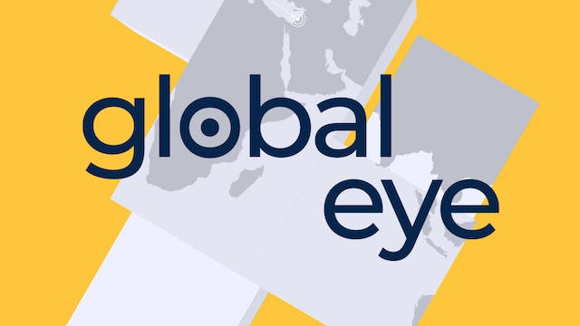 i24 NEWS: GLOBAL EYE – 22 MAR 2021