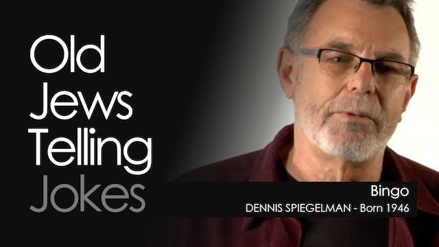 OJTJ - Dennis Spiegelman - Bingo