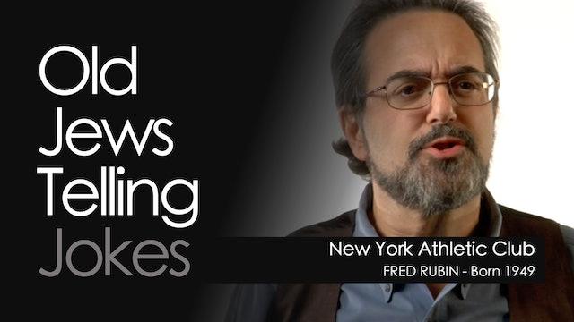 OJTJ - Fred Rubin - New York Athletic Club
