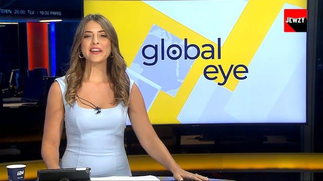 i24 NEWS: GLOBAL EYE – 21 JUNE 2021