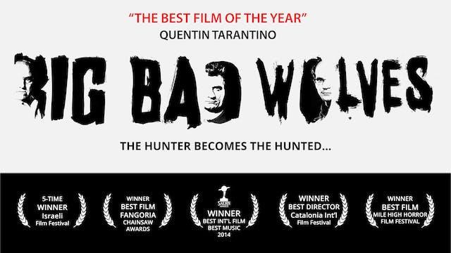 Big Bad Wolves - Trailer