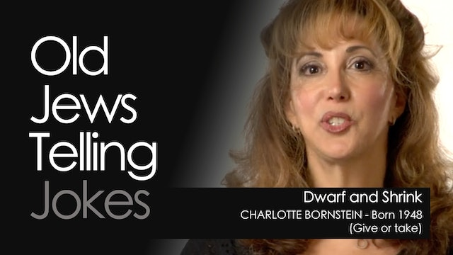 OJTJ - Charlotte Bornstein - Dwarf and Shrink