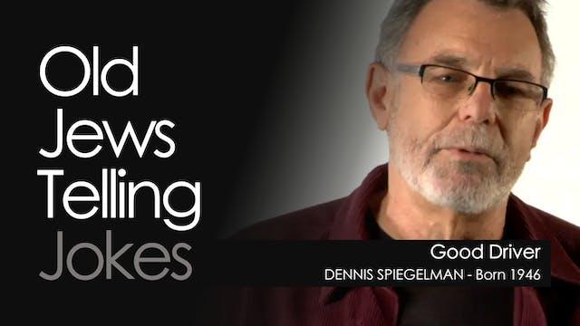 OJTJ - Dennis Spiegelman - Good Driver