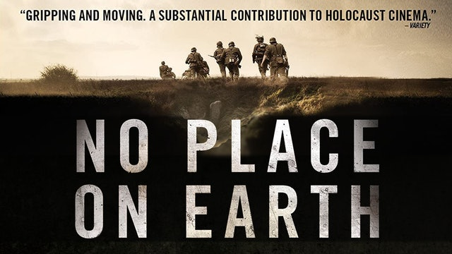 NO PLACE ON EARTH - Feature Documentary