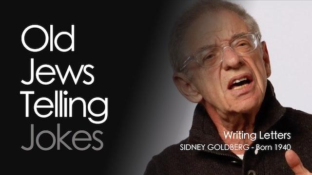 OJTJ - Sidney Goldberg - Writing Letters