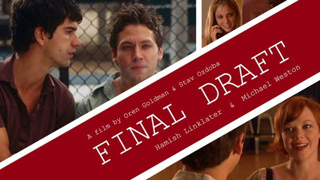 FINAL DRAFT - Feature Film