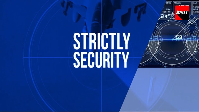 i24 NEWS: STRICTLY SECURITY - JULY ep1 2021