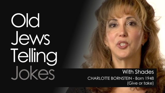 OJTJ - Charlotte Bornstein - With Shades
