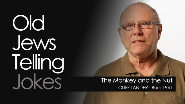OJTJ - Cliff Lander - The Monkey and the Nut