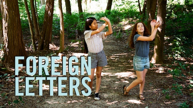 FOREIGN LETTERS - Feature Film
