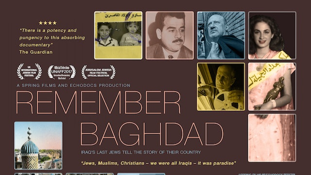 REMEMBER BAGHDAD - Feature Documentary