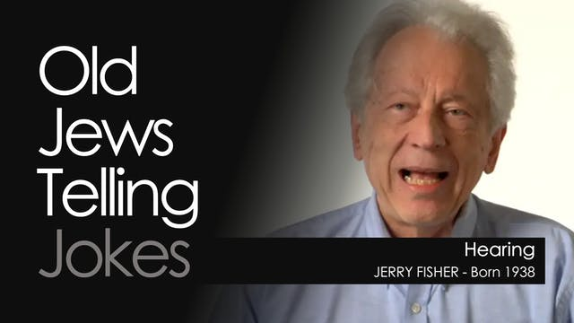 OJTJ - Jerry Fisher - Hearing