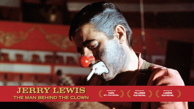 JERRY LEWIS: THE MAN BEHIND THE CLOWN - Feature Doc