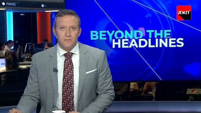 i24 NEWS: BEYOND THE HEADLINES – JUNE...