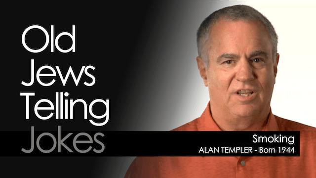 OJTJ - Alan Templer - Smoking