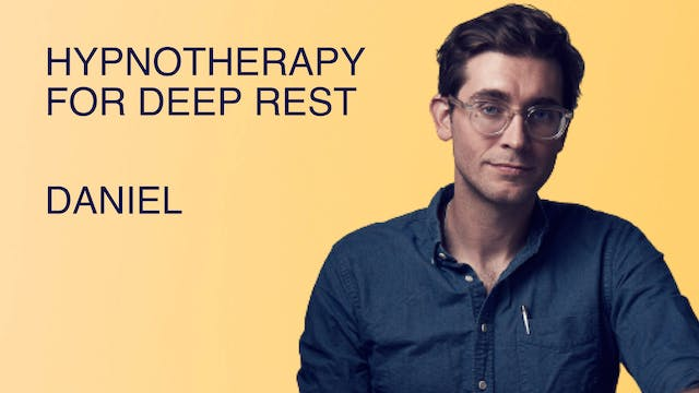Hypnotherapy for Deep Rest