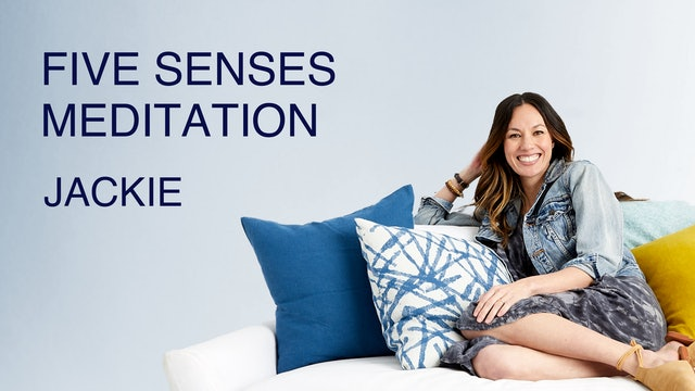 Five Senses Meditation