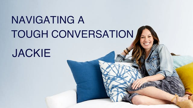 Navigating a Tough Conversation