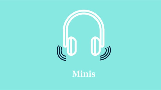 Minis: Time to Relax