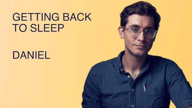 Getting Back to Sleep