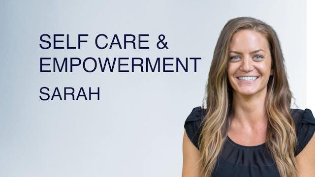 Self Care & Empowerment