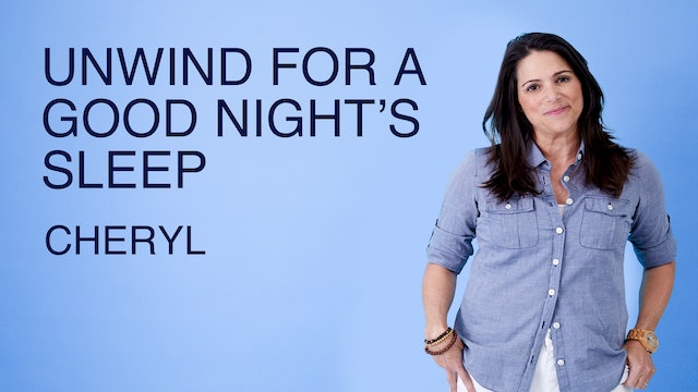 Unwind for a Good Night's Sleep