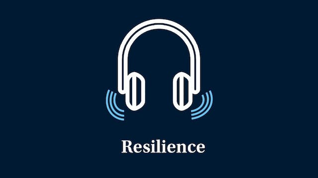 Resilience: Part 3