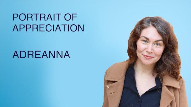 Portrait of Appreciation