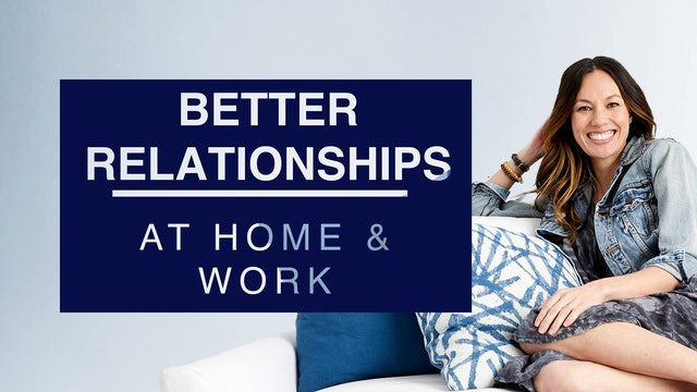 Better Relationships at Work & Home