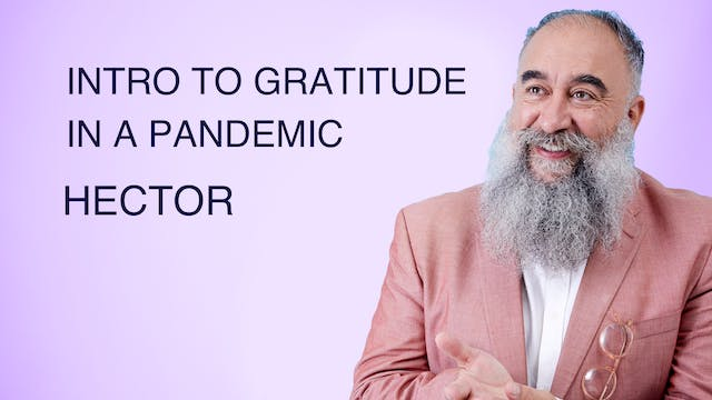 Intro to Gratitude in a Pandemic