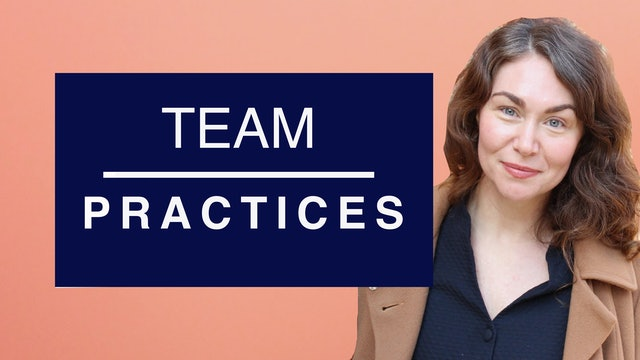 Team Practices
