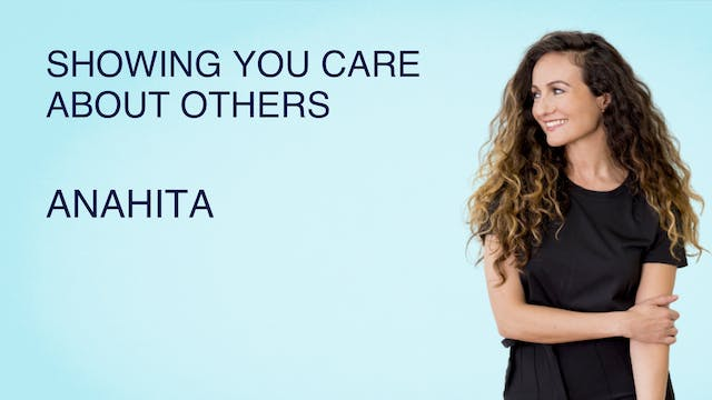 Showing You Care About Others