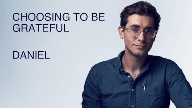 Choosing to be Grateful