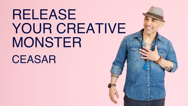 Release Your Creative Monster