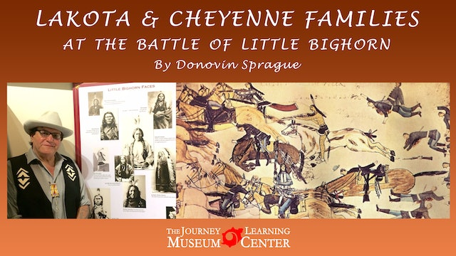 Lakota & Cheyenne Families at the Battle of Little Bighorn