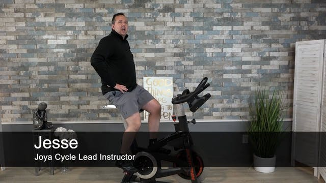 Introduction to Cycle with Jesse: Ped...