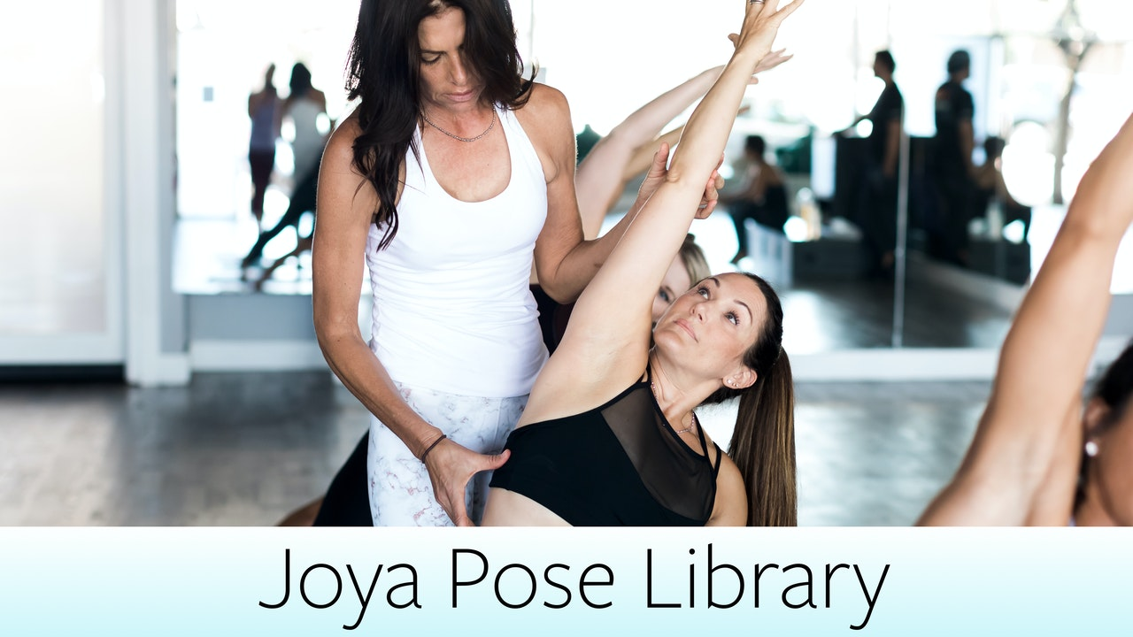 Joya Pose Library