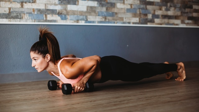 15 Minute Core Blast with Nikki