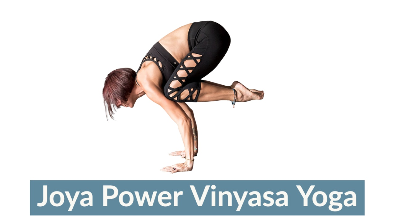 Power Vinyasa Flow Yoga