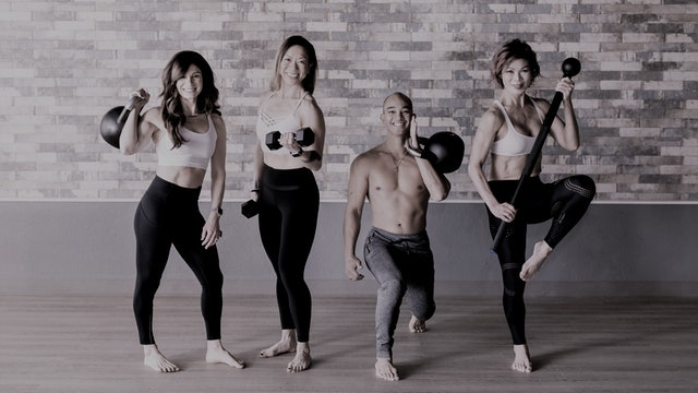 jFit with Nikki - Previous Live Stream - 12/1/2020
