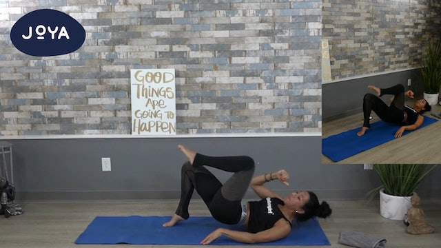 Hot Pilates with Vanessa