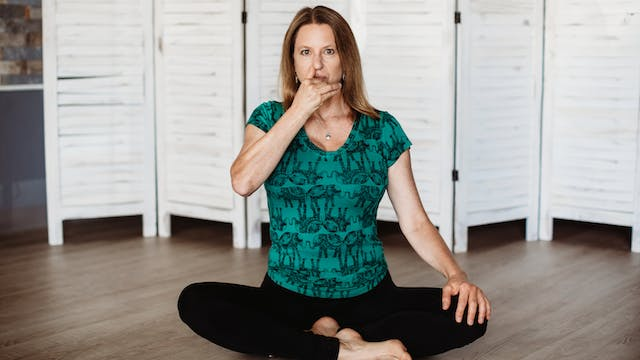 Vinyasa Flow with Audrey - Balance Focus