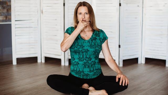 Vinyasa Flow with Audrey - Balance Focus