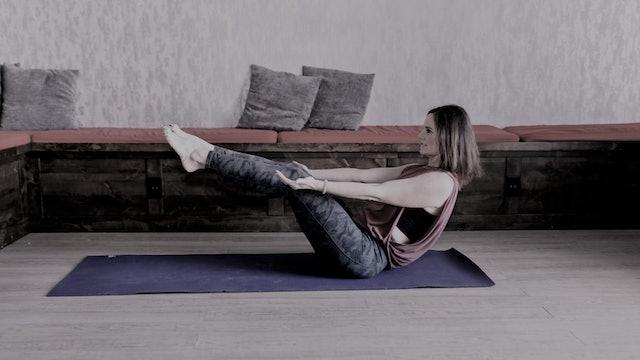 6/28 - Mon @ 10AM PDT - Joya HIIT Pilates with Jenn - 45 Minutes