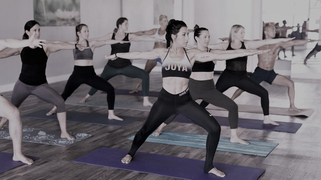 3/6 - Sat @ 10:30AM PDT - Barre with Ashley - 45 Minutes