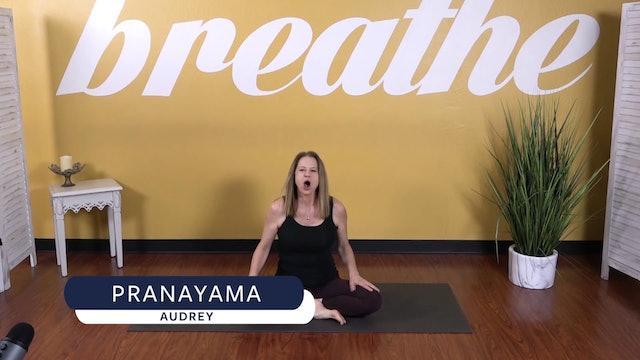 Pranayama with Audrey