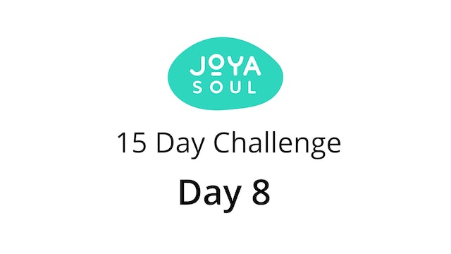 Day 8 of 15 Day October Fitness Challenge - Low Impact