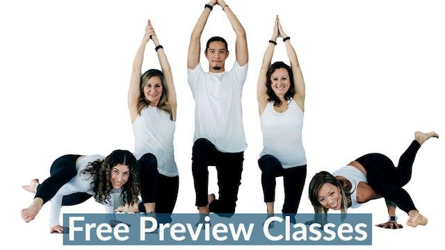 Free Preview of Joya Soul Classes