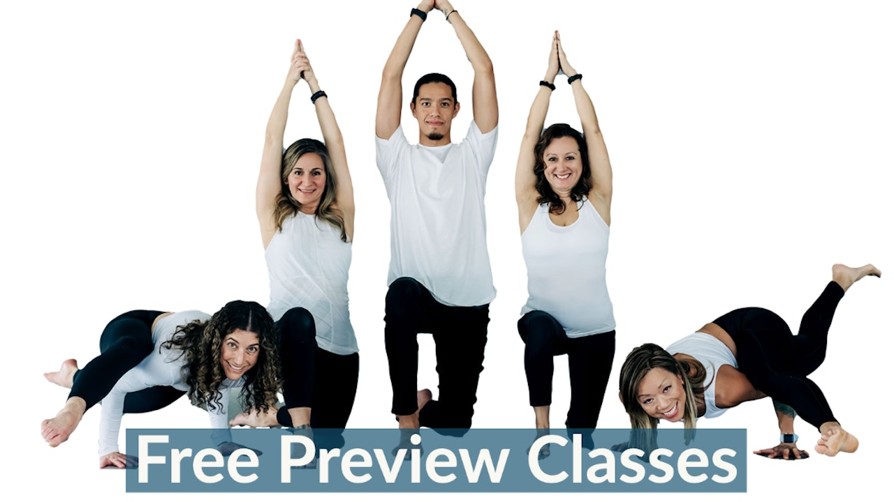 Free Preview of Joya Soul Classes